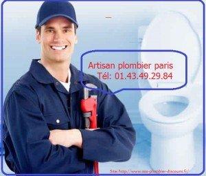PLOMBIER PARIS artisan